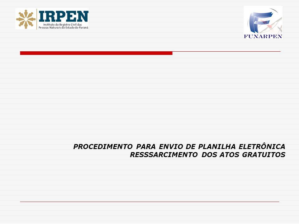 CRIAÇÃO DE E-MAIL PARA CADA SERVENTIA