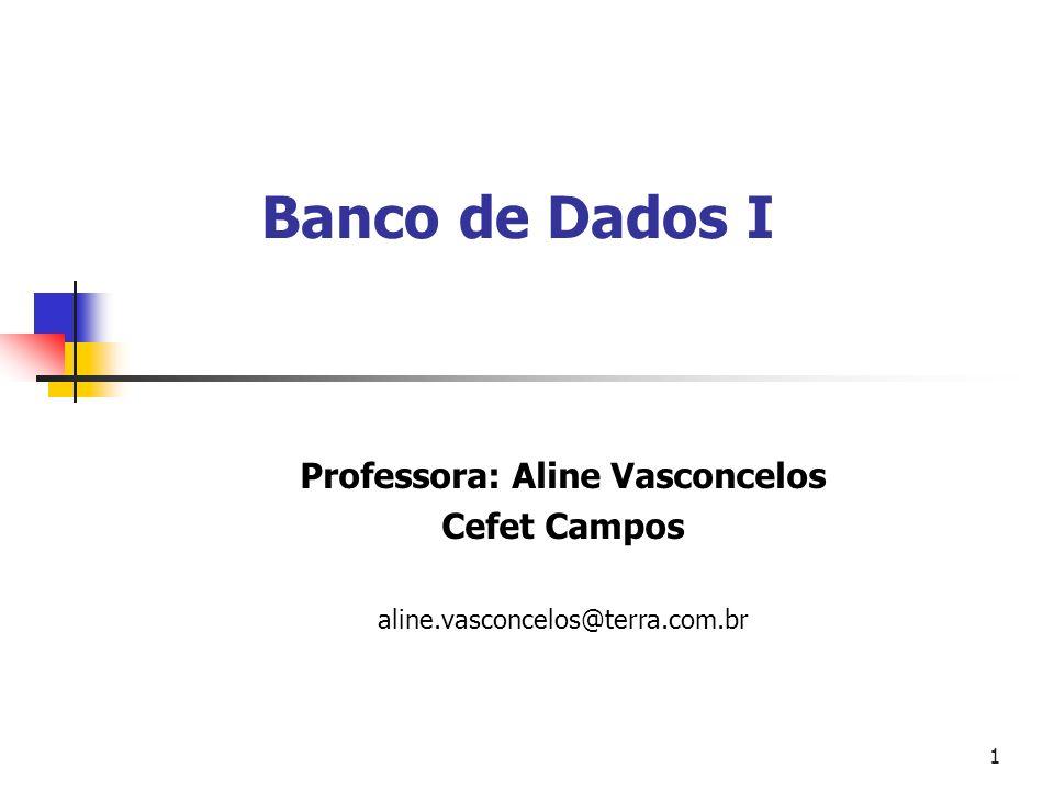 BANCO DE DADOS Definição: conjunto de arquivos computadorizados que se inter-relacionam atendendo à demanda de informações de uma organização ou setor.