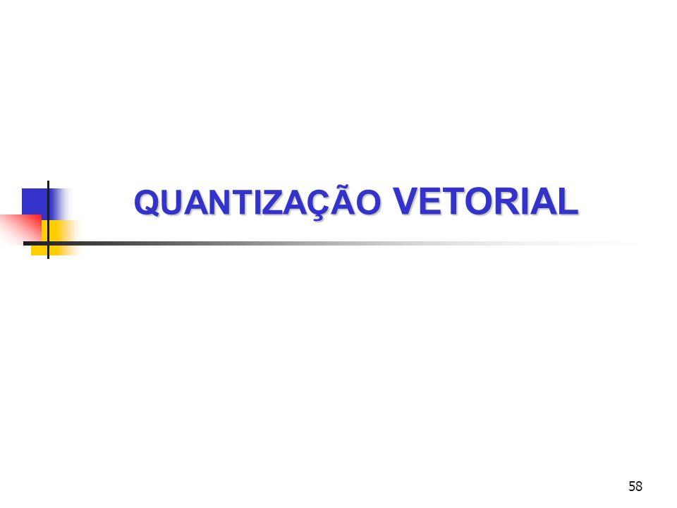 Setor de Tecnologia Universidade Federal do Paraná Dep. Engenharia Elétrica TE073 – Processamento Digital de Sinais II57 Entropy-Coded Quantization At