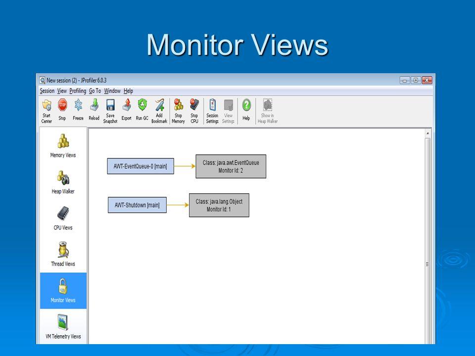 Monitor Views