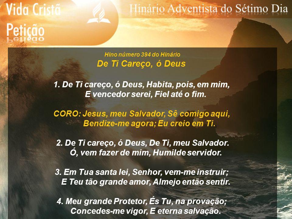 Hino número 95 do Hinário Jesus, Pastor Amado 1.