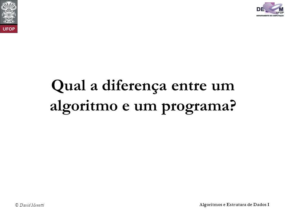© David Menotti Algoritmos e Estrutura de Dados I Estruturas (Structs) em C / C++ #include using namespace std; struct Aluno { string nome; int matricula; char conceito; }; main() { struct Aluno al, aux; al.nome = Pedro al.matricula = 200712; al.conceito = A; aux = al; cout << aux.nome } Pedro 200712 A al: Pedro 200712 A aux: