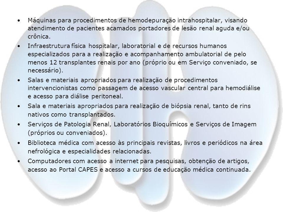 ESTÁGIOS E CARGA HORÁRIA SUGERIDAS Estágios obrigatórios Unidade de Internação: 25% da carga horária.