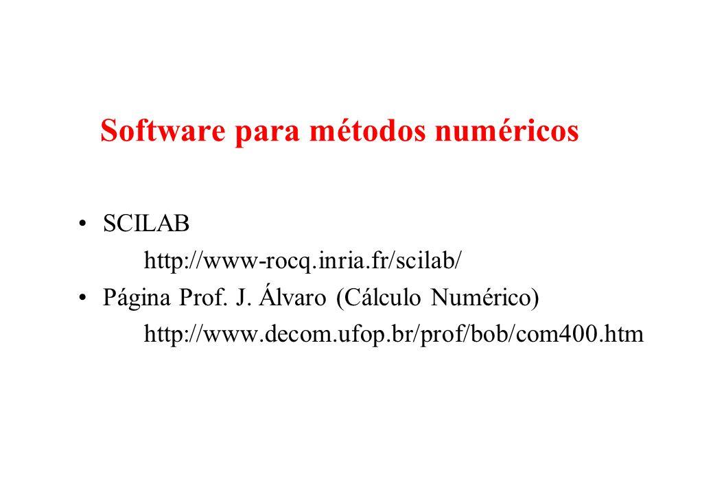 CAPÍTULO I - ERROS 1) Conversão de nºs binários em decimais: N= (b m b m-1...