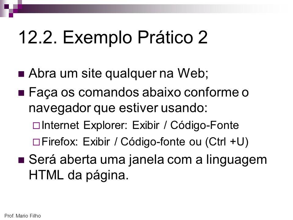 Prof.Mario Filho 12.2.