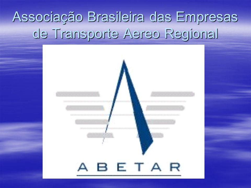 Associação Brasileira das Empresas de Transporte Aereo Regional