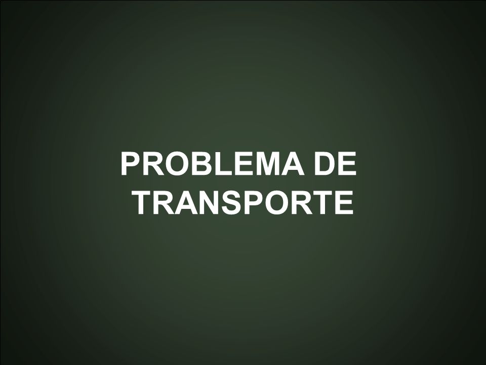 Introdução à Otmização Marcone Jamilson Freitas Souza 45 PROBLEMA DAS P-MEDIANAS CAPACITADO