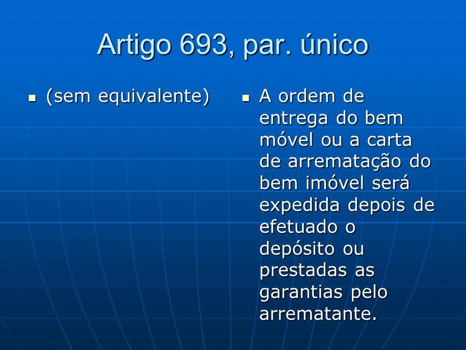 Artigo 693, par.