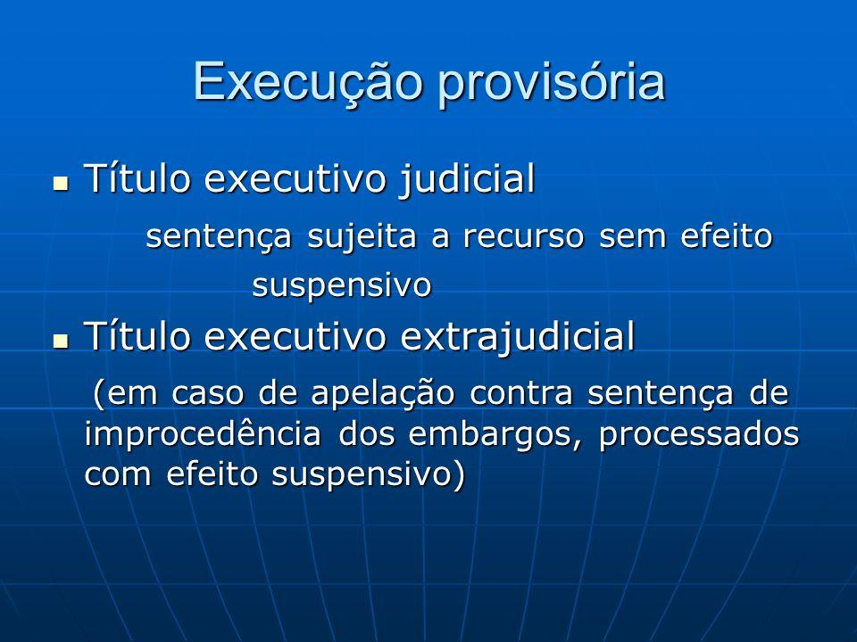 Formas de expropriação Adjudicação Adjudicação Alienação particular Alienação particular Arrematação Arrematação Usufruto Usufruto