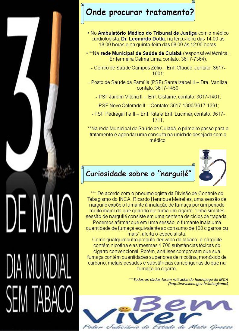 *** De acordo com o pneumologista da Divisão de Controle do Tabagismo do INCA, Ricardo Henrique Meirelles, uma sessão de narguilé expõe o fumante à in