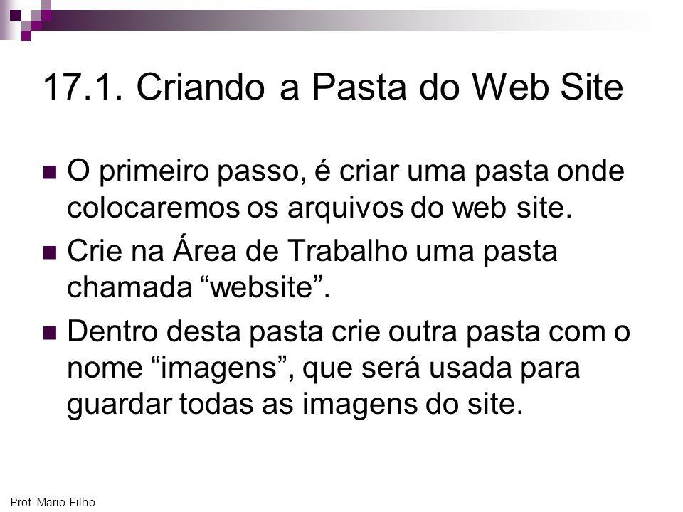 Prof.Mario Filho 17.2.