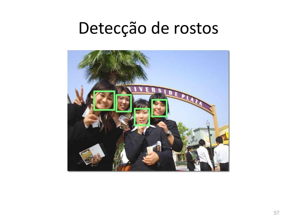 Detecção de rostos 57