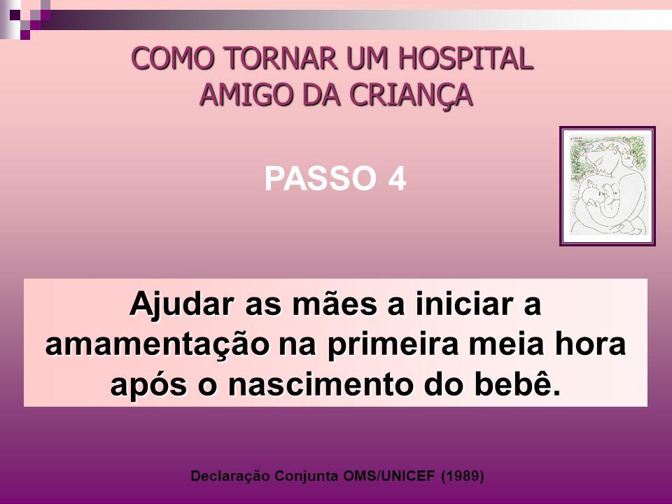 POLÍTICA NACIONAL DE ALEITAMENTO MATERNO Monitoramento Divulgação/ Campanhas Promoção, Proteção e Apoio ao Aleitamento Materno Atenção Básica Proteção à Amamentação Atenção Hospitalar Bancos de Leite