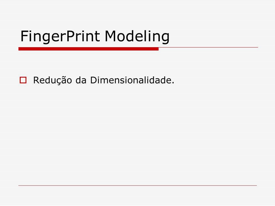 FingerPrint Modeling Assinatura TRM MusicBrainz inclui em um vetor : batidas estimadas por minutos ( BPM ), o espectro médio, e mais algumas características que ele afirma que já representa bem uma peça de áudio ( 26 segundos ).