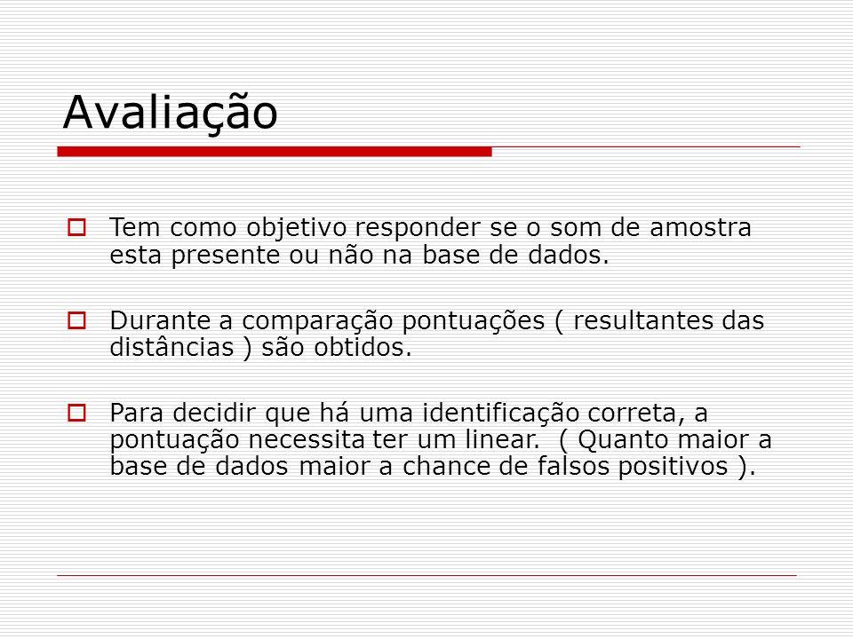 Referências [1] R.Baeza-Yates and B. Ribeiro-Neto, Modern Information Retrieval.
