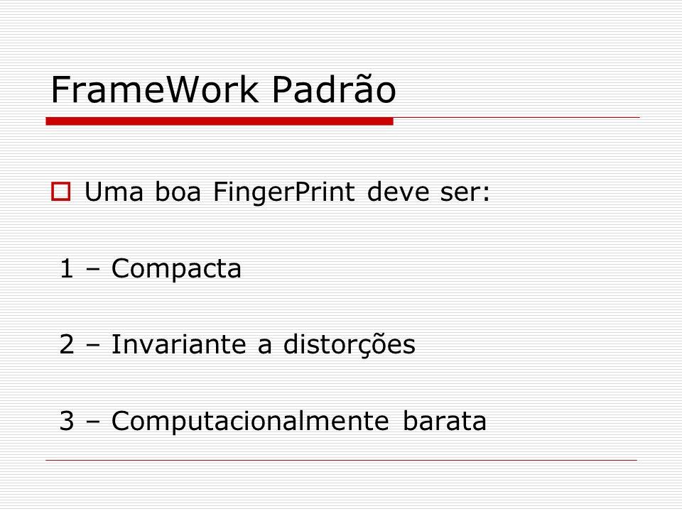 FrameWork Padrão