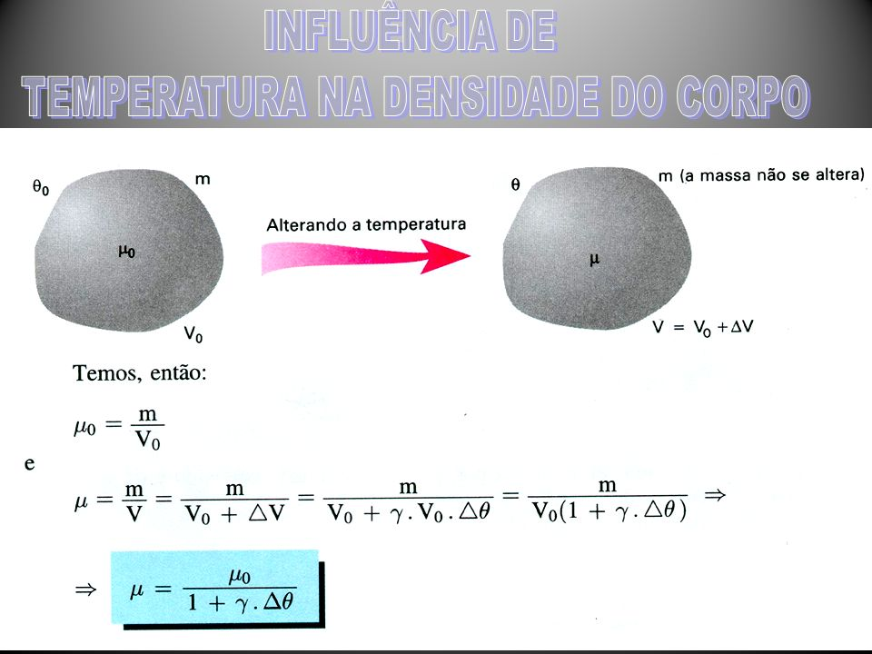 Termodinâmica 1º Lei da Termodinâmica: Lei da conservação da energia.