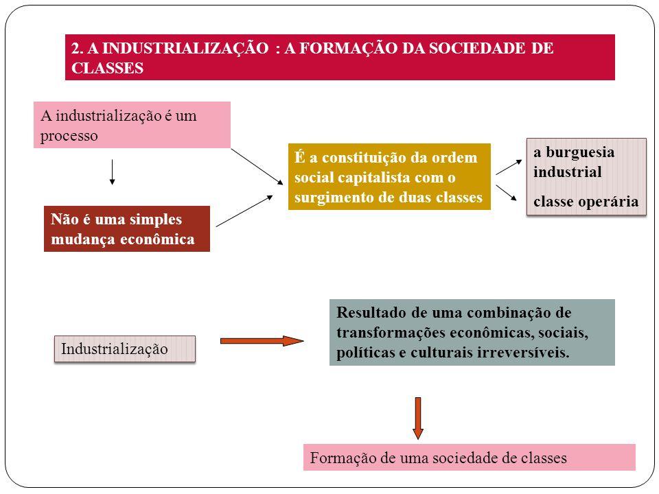 1. A VOCAÇÃO AGRÁRIA BRASILEIRA O Brasil é um país essencialmente agrícola A ideia exprimia os interesses e o domínio das oligarquias rurais. Queixas