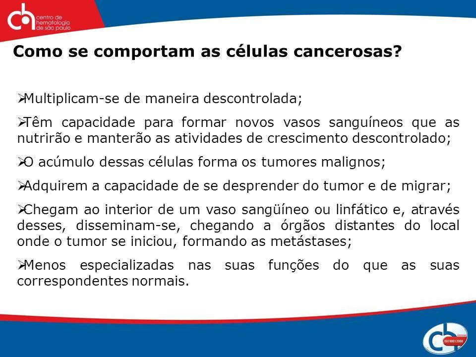Toxicidade dos quimioterápicos Efeitos tóxicos dos quimioterápicos, conforme a época em que se manifestam após a aplicação.