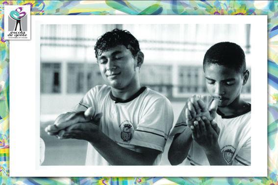Projeto Agentes de Promoção da Acessibilidade Oficinas de Mídias Acessíveis para a formação de jovens, com e sem deficiência (Língua de Brasileira de Sinais e audiodescrição).