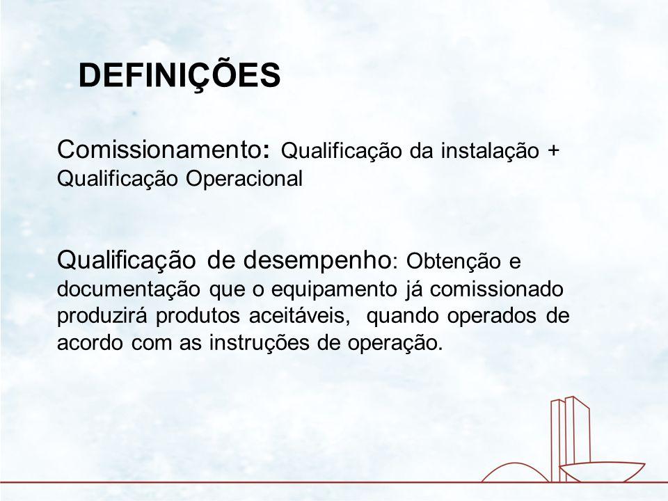 Certificação: processo documentado de revisão e aprovação efetuado como passo final do programa de validação, permitindo a liberação do produto.
