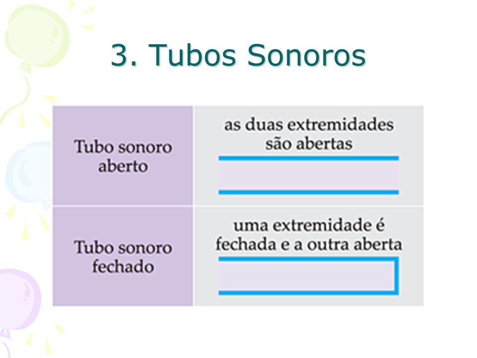 3. Tubos Sonoros