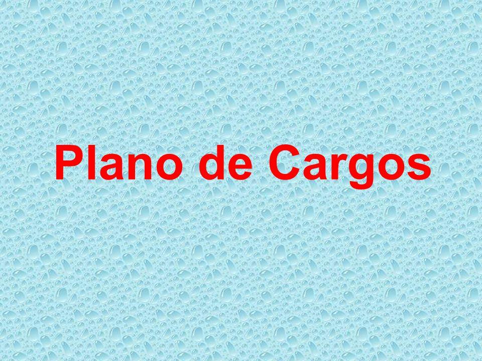 Plano de Cargos