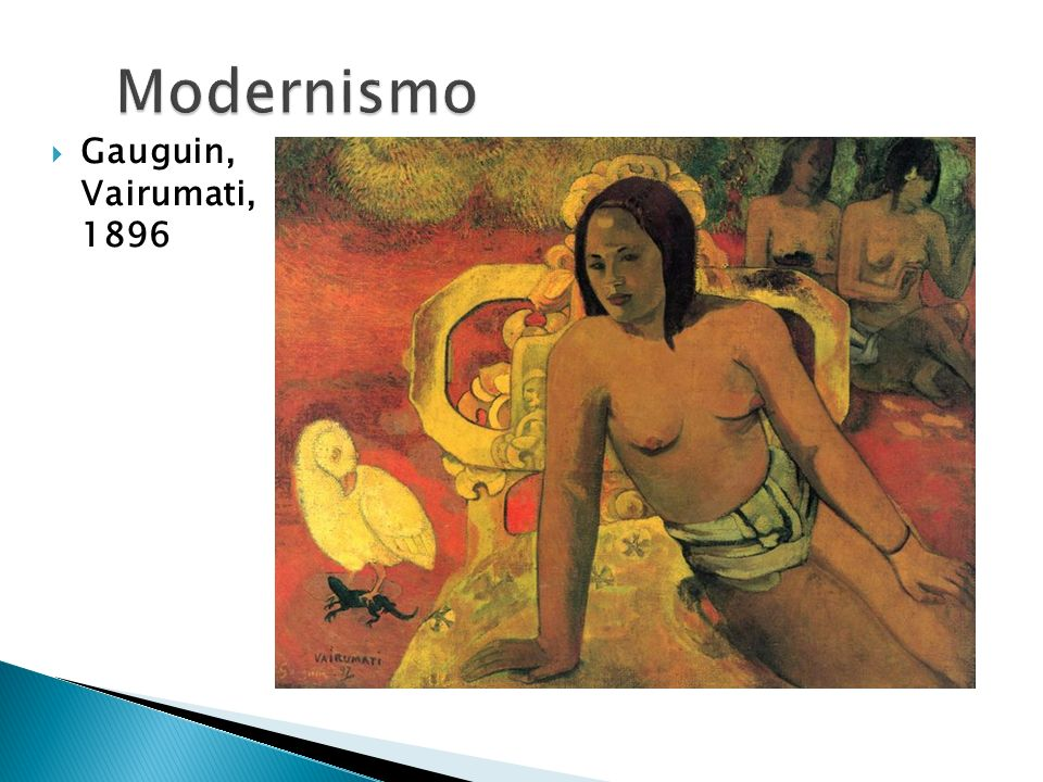 Gauguin, Vairumati, 1896