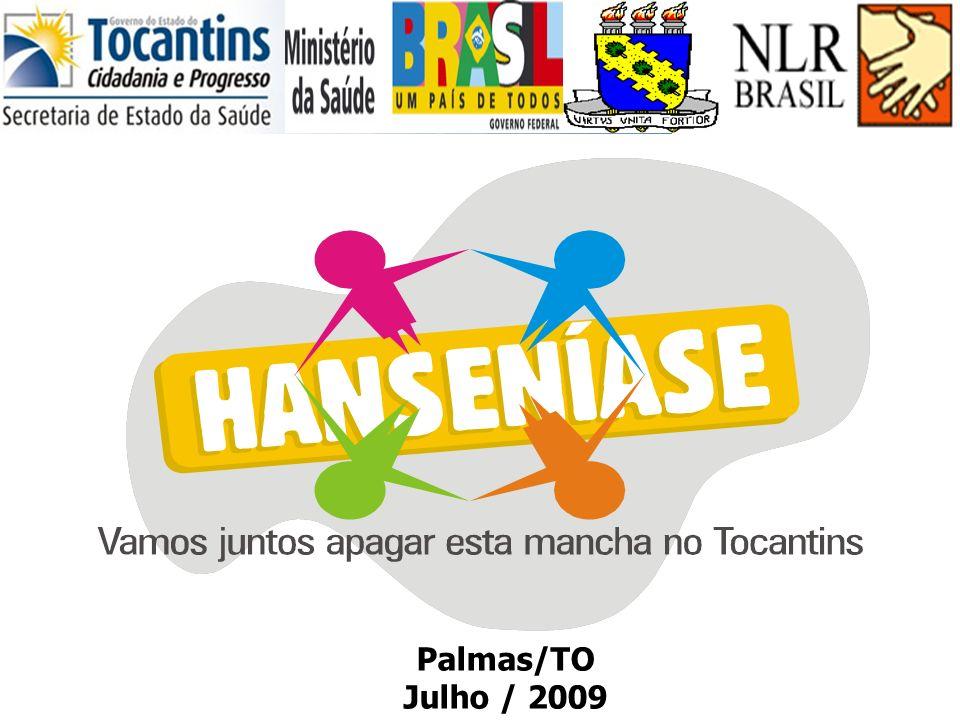 Baixa cobertura dos contatos examinados dos casos novos de hanseníase no Tocantins PROBLEMA