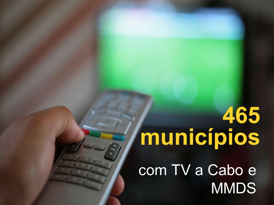 26 milhões de acessos Banda Larga, incluindo rede fixa e 3G
