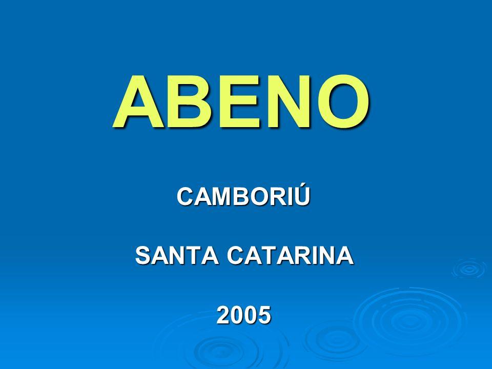 ABENO CAMBORIÚ SANTA CATARINA 2005
