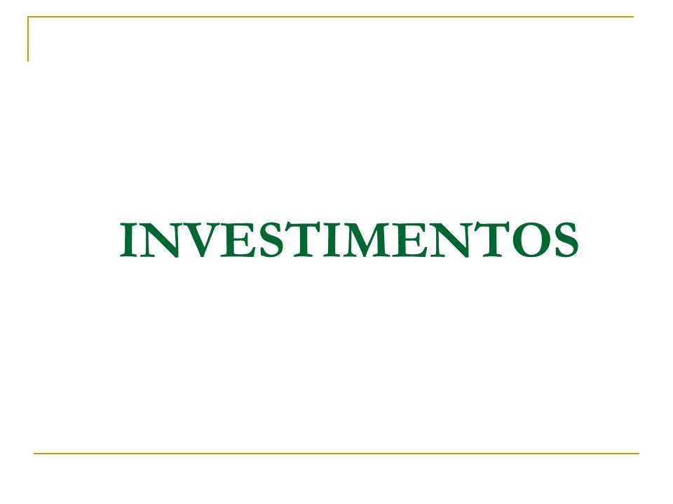 Investimentos contratados até 30/06/2007 : FINAME RURAL: exceto Finame Agrícola BNDES RURAL: exceto Bndes Automático PROGER RURAL FCO RURAL Inadimplidas: contratadas ou renegociadas entre 01/12/1998 a 31/12/2007 Adimplidas: contratadas até 31/12/2007 * Não enquadram operações de investimento contratadas com recurso do MCR