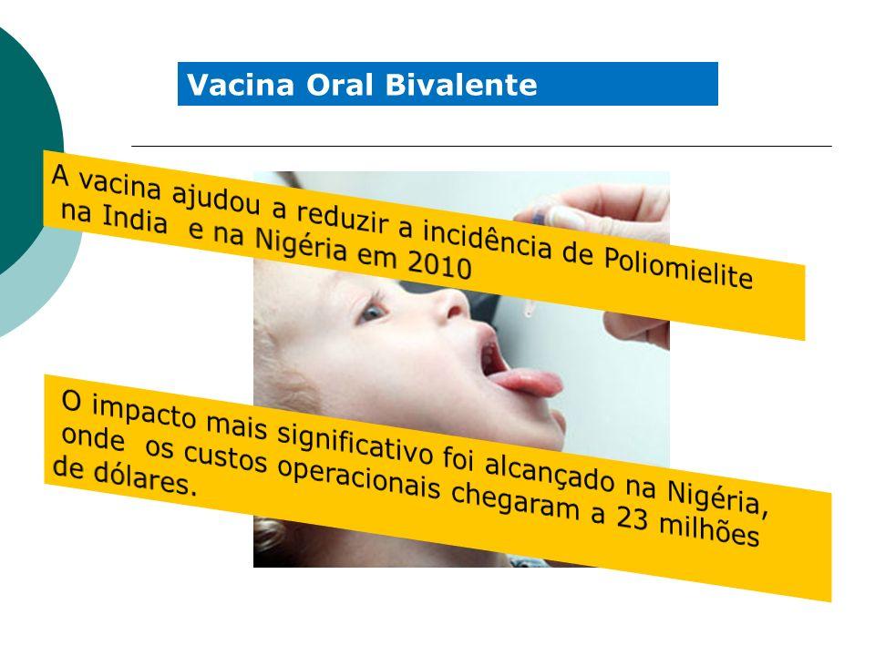 Vacina Oral Bivalente