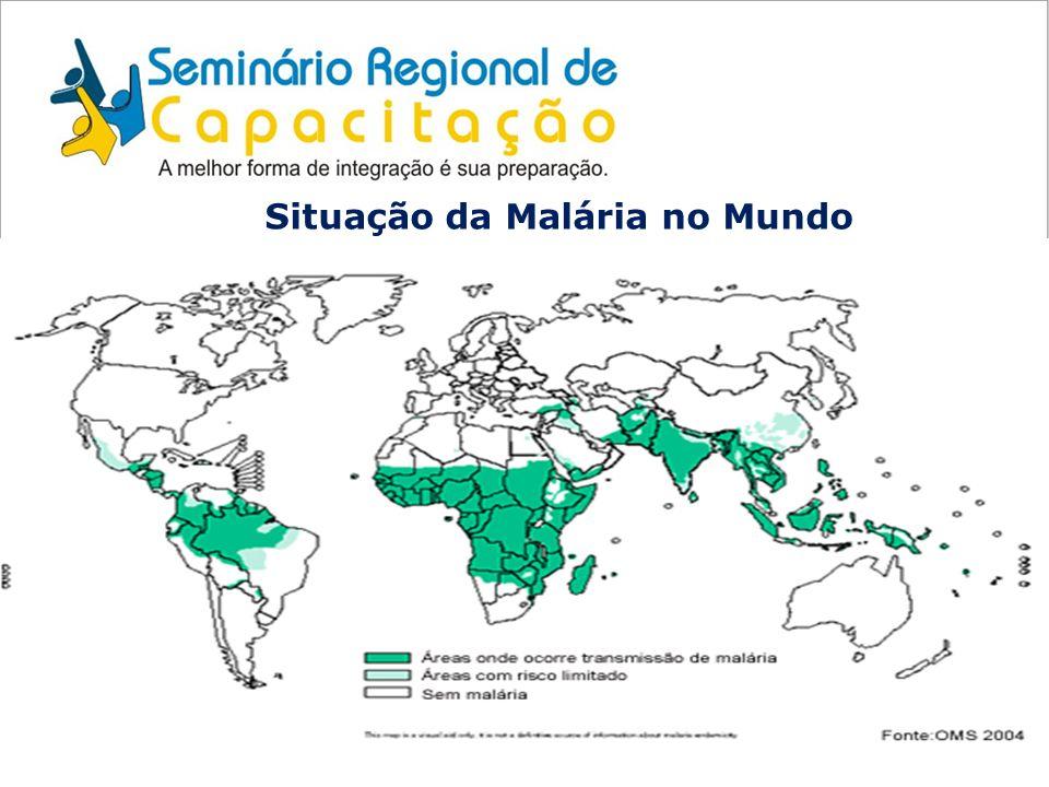 A malária é uma doença infecciosa, causada por um parasita do gênero plasmodium Quem tem malária uma vez pode ser infectado sucessivas vezes.
