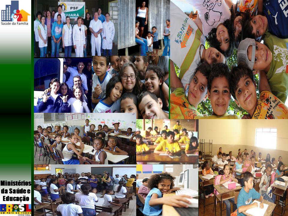 Ministérios da Saúde e Educação