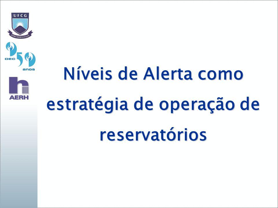 Exemplo: Reservatório Epitácio Pessoa Retiradas de água e perdas por evaporação em 1998-2000 no açude Operação de Reservatórios Exemplo: Epitácio Pessoa