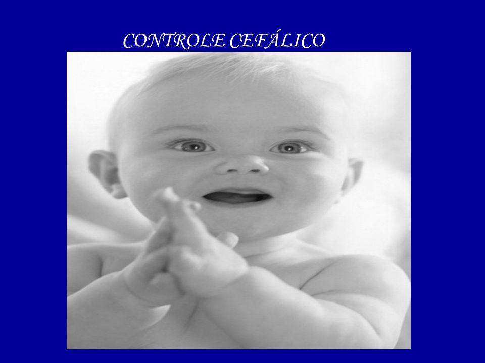 Perímetro cefálico Existe uma tendência secular de mudança no padrão de desenvolvimento somático de crianças de uma geração para outra.