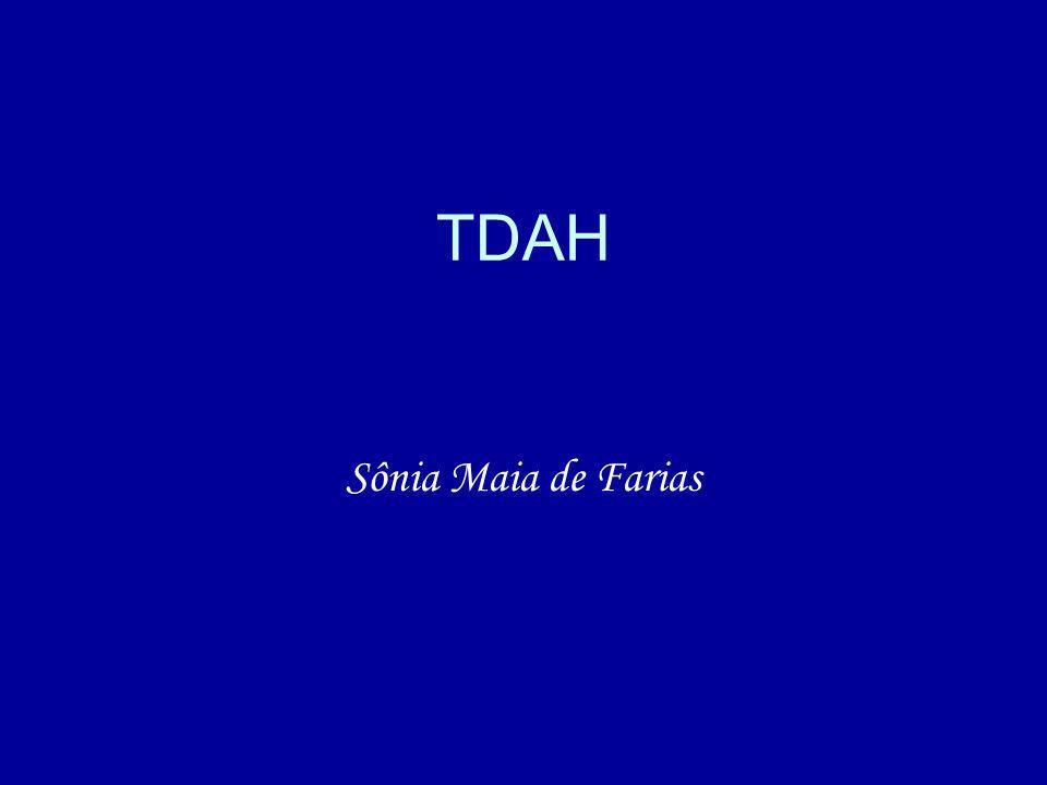 TDAH Sônia Maia de Farias