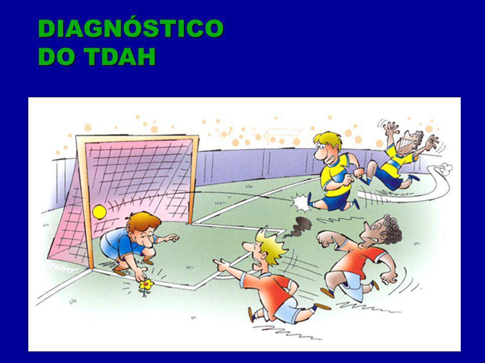 DIAGNÓSTICO DO TDAH