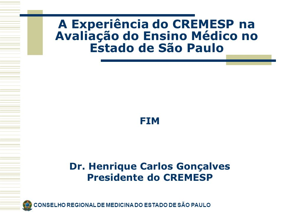 FIM Dr.