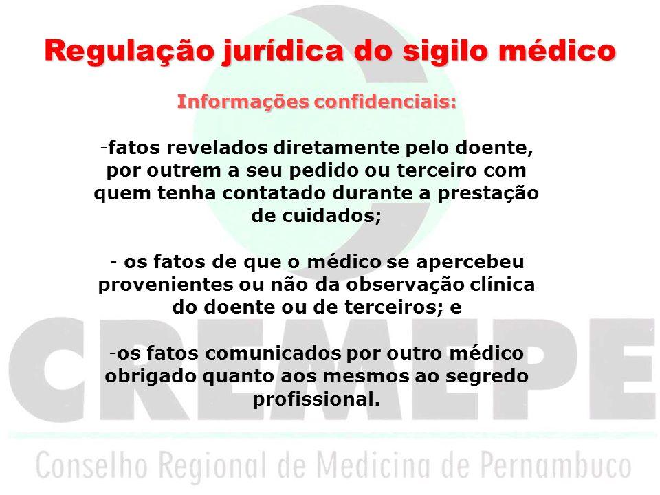 SOLICITAÇÕES DE SEGURADORES E OPERADORAS DE PLANO DE SAÚDE CEM – Sigilo Médico É dever do médico Art.