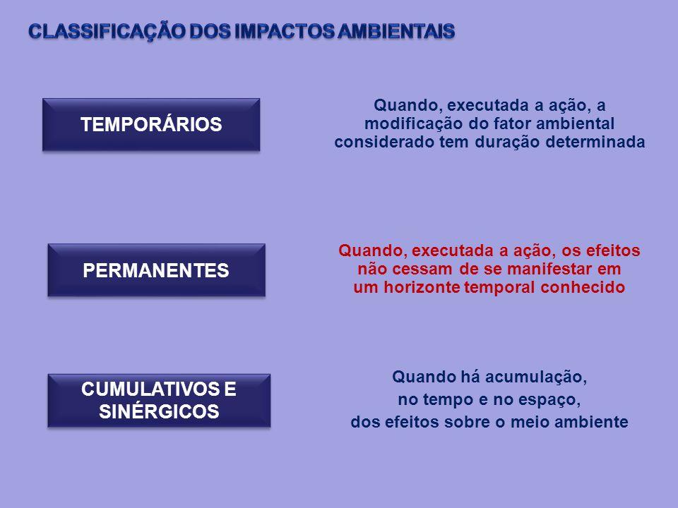 TRABALHO EM GRUPOS Ler o texto e responder às perguntas: 1.Quais os métodos que se constituem em técnicas de identificação de impactos.