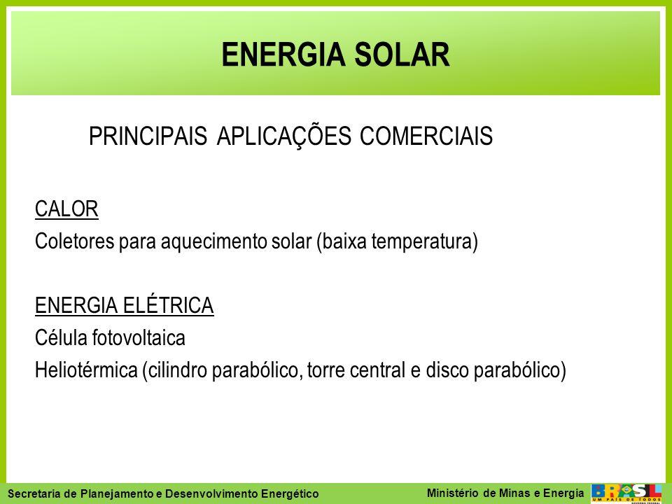 Secretaria de Planejamento e Desenvolvimento Energético - SPE Secretaria de Planejamento e Desenvolvimento Energético Ministério de Minas e Energia EN