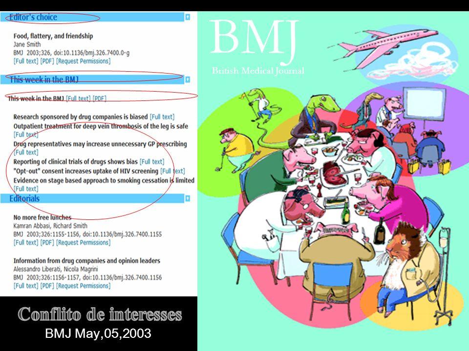 BMJ British Medical Journal BMJ May,05,2003