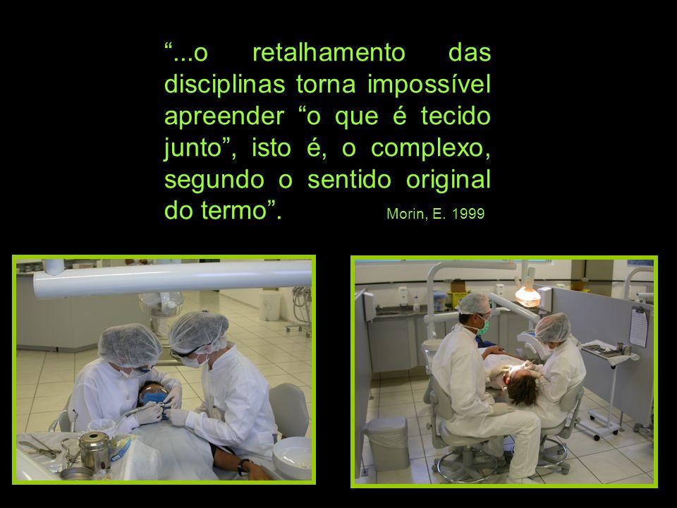 Não existe nenhuma alternativa da solução dos problemas da saúde da população brasileira que possa ser buscada apenas no interior do próprio setor SAÚDE.