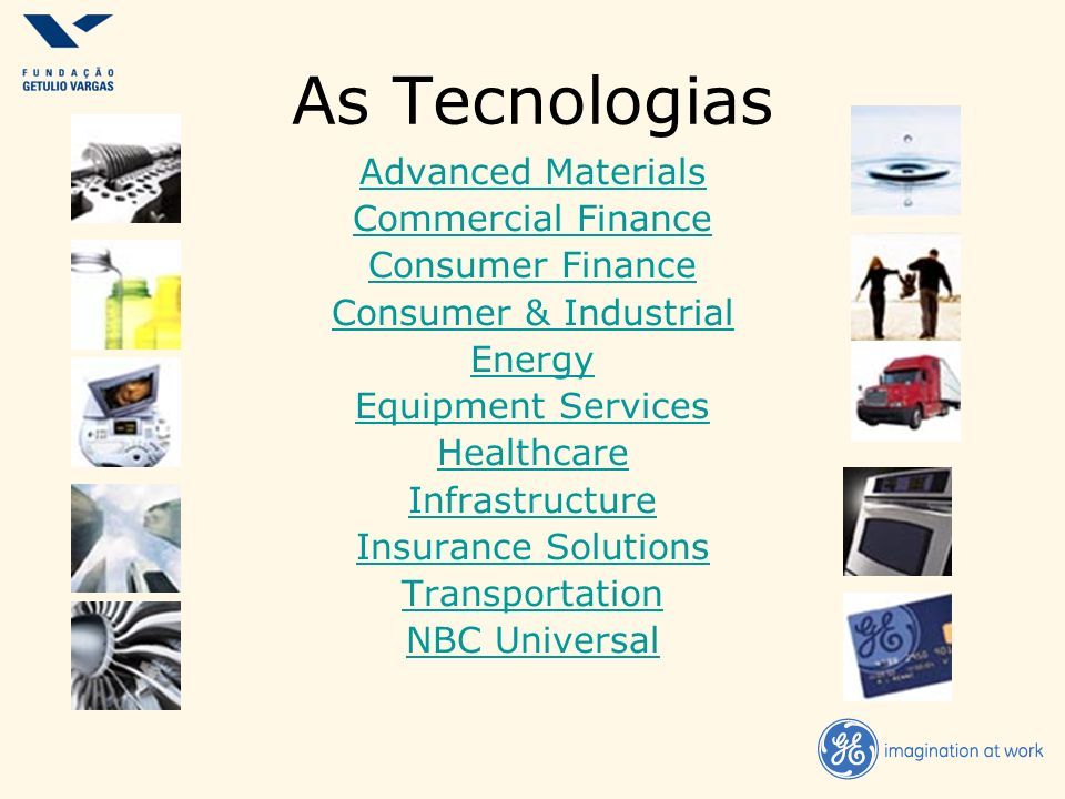 Advanced Materials Commercial Finance Consumer Finance Consumer & Industrial Energy Equipment Services Healthcare Infrastructure Insurance Solutions T