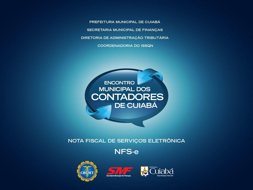 NFS-e : EVOLUÇÃO HISTÓRICA 2003 EMENDA CONSTITUCIONAL Nº 42 DE 19/12/2003 ART.