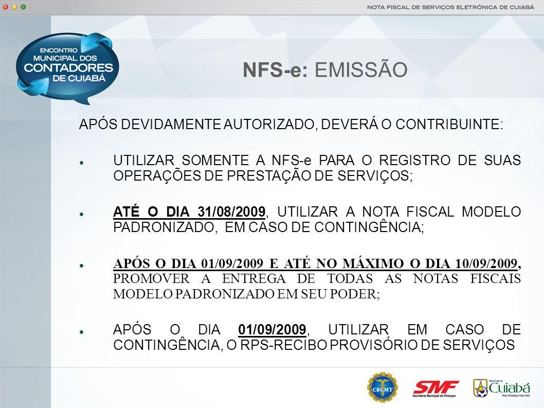 NFS-e: COMO FUNCIONA O CONTRATANTE DO SERVIÇO SOLICITA A EMISSÃO DA NFS-e.