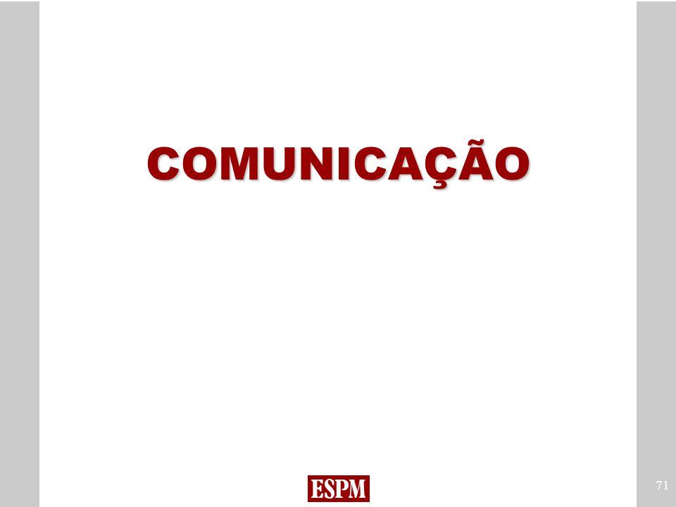 71 COMUNICAÇÃO