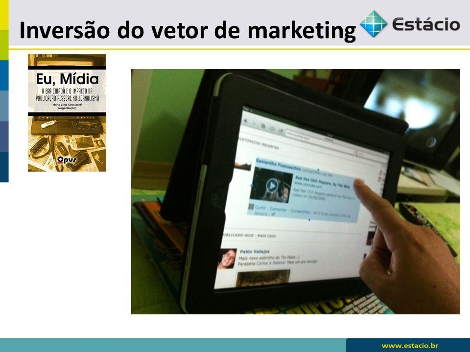 O digital não resolve problemas de marketing ruim.